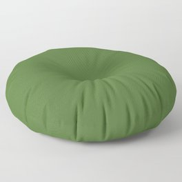 Perfect Day at the Pond ~ Lily Pad Green Floor Pillow