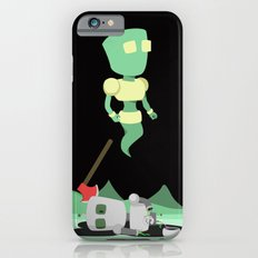 A Ghastly Crime Slim Case iPhone 6s