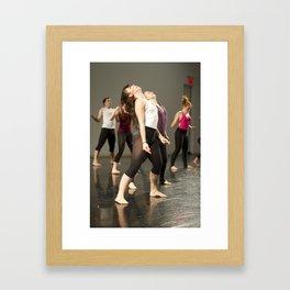 Taylor Intensive 22 Framed Art Print