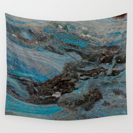 Marble, it is cool, aloof and especially elegant Wall Tapestry