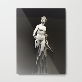 Diana the Goddess Metal Print