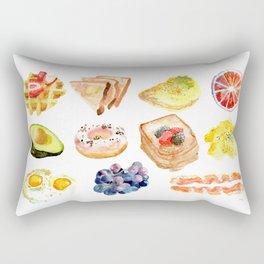 Breakfast Rectangular Pillow