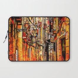Barcelona, Gothic Quarter Laptop Sleeve