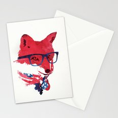 American Fox Stationery Cards