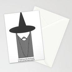 Gandalf Minimalist Stationery Cards