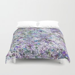 Abstract Artwork Colourful #6 Duvet Cover