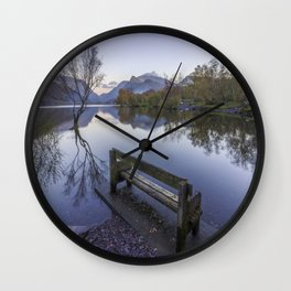 Heavens Got A Plan For You Wall Clock
