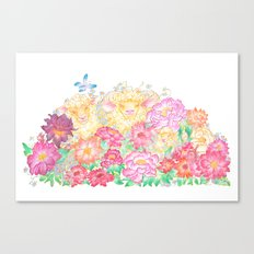 Happy New Year of the Sheep! Canvas Print