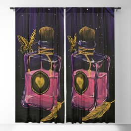 Love Potion Blackout Curtain