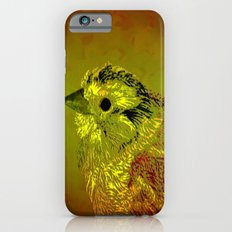 Amber Bird Slim Case iPhone 6s