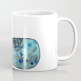 Whale & Minnow Coffee Mug