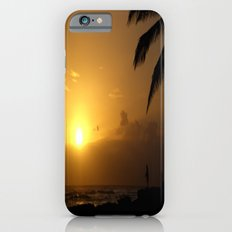 hawaii Sunset Series B Slim Case iPhone 6s