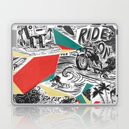 Mechtopia Laptop & iPad Skin