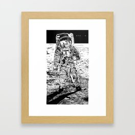 APO11O Framed Art Print