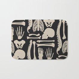Osteology Bath Mat