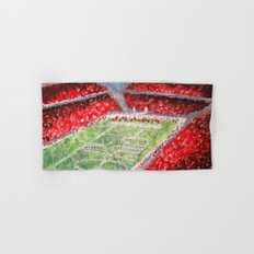 Ohio State Buckeyes Hand & Bath Towel
