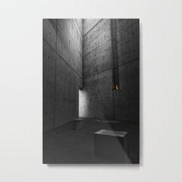 Holocaust Memorial III Metal Print
