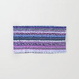 Lilac Blue Carpet Hand & Bath Towel
