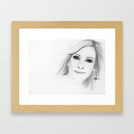 Julia Roberts Framed Art Print