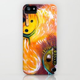 Kinshasa iPhone Case