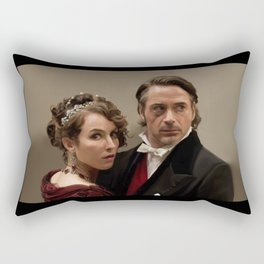 Just follow my lead Rectangular Pillow