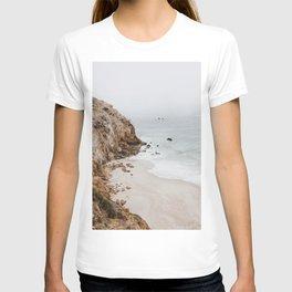 malibu coast / california T-shirt