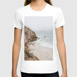 malibu coast / california T-shirt