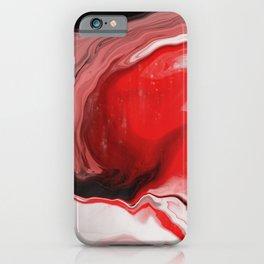 Dark lollipop iPhone Case