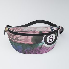 Floating Eight Fanny Pack