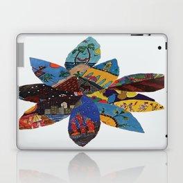 life petals Laptop & iPad Skin