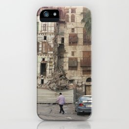 Sunset on The Rubble! iPhone Case