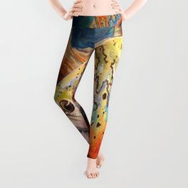 Tiger Trout Leggings