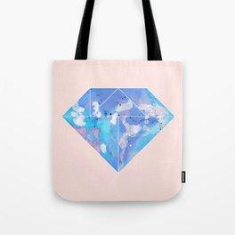 Tangram Diamond For Tote Bag