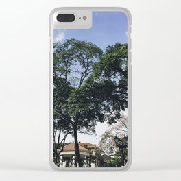Casco Viejo, Panama Clear iPhone Case