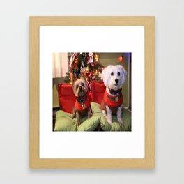 Dreo Christmas 2015 Framed Art Print