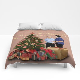 Merry Christmas - McDanno Comforters