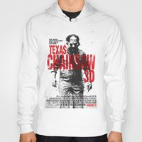 texas Hoodies featuring TEXAS CHAINSAW by Maioriz Home