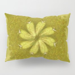 Kopophobia Symmetry Flowers  ID:16165-150104-75070 Pillow Sham