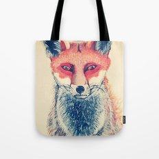 Mr Fawx Tote Bag
