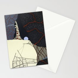 kaiju Stationery Cards