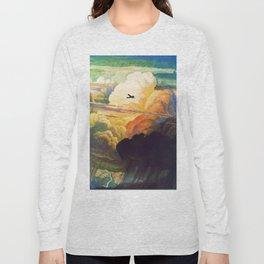 Catmota - N.C. Wyeth Long Sleeve T-shirt