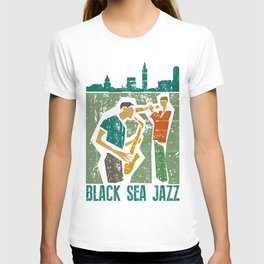 Black Sea Jazz T-shirt