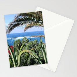SEASIDE YUCCA Stationery Cards