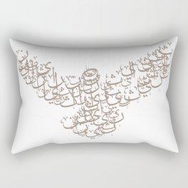THE FALCON Rectangular Pillow