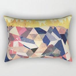 Fall Afternoon Light Rectangular Pillow