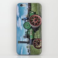 jem iPhone & iPod Skins featuring Jem General Purpose Engine by Avril Harris
