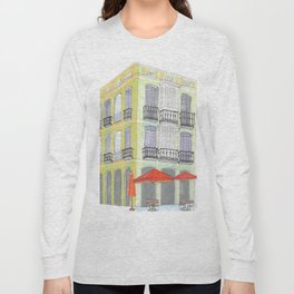 Morning in Malaga Long Sleeve T-shirt