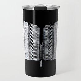 AUSS & AUSS - SEASON 1: THE GIFT - HEADQUARTERS Travel Mug
