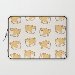 Chubby Roung Shibes Laptop Sleeve
