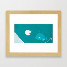Maman !! Framed Art Print